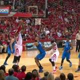 NBA: James Harden Leads Rockets to Series Lead with Double-Double