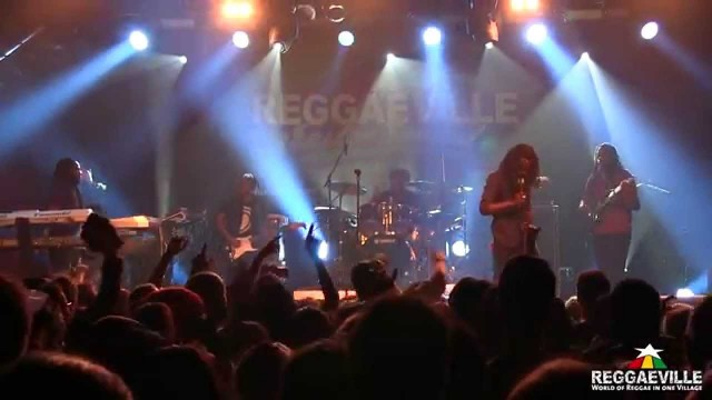 Jesse Royal Performs Modern Day Judas in Berlin @ Reggaeville Easter Special 2015