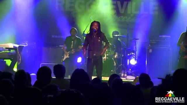 Jesse Royal Performs Singing The Blues in Berlin @ Reggaeville Easter Special