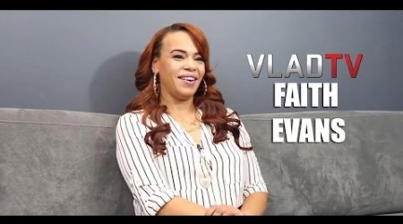 Faith Evans: I Got Signed to Bad Boy After 1 Session With Diddy