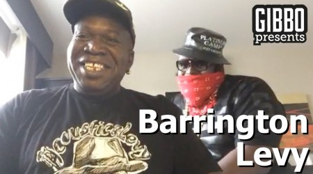 Barrington Levy: Acousticalevy, Favourite New Artistes & Lack Of Originality In Reggae