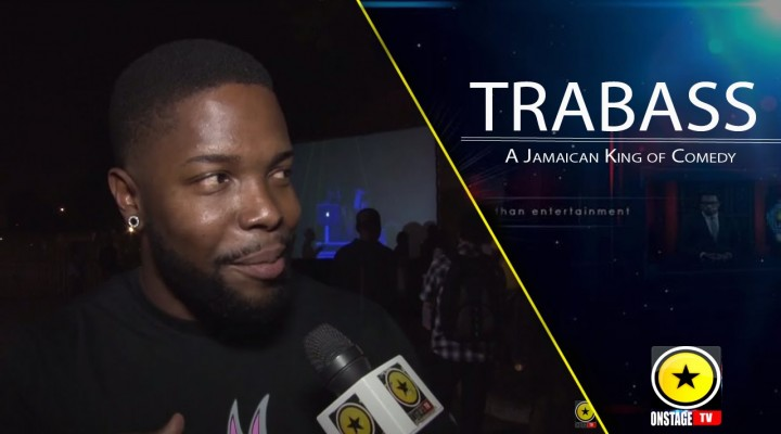 Trabass – A Jamaican King of Comedy