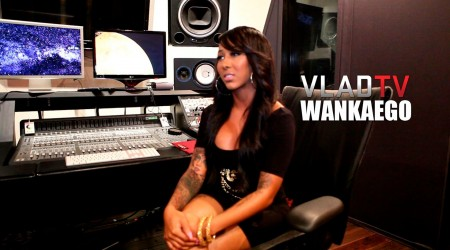 Wankaego Says She Can't Be Compared To Other Vixen-Rappers