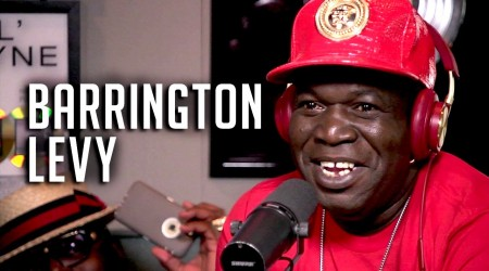 Barrington Levy Talks Being Discovered + 1st Album in 21 Years!