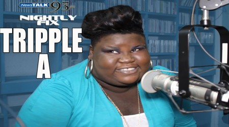 Tripple A talks being crowned Magnum Queen of Dancehall + embracing her 'fluffiness' @NightlyFix