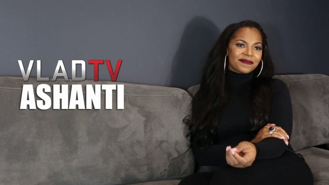 """Ashanti Reveals Jay Z Was Meant To Be On """"Foolish"""""""