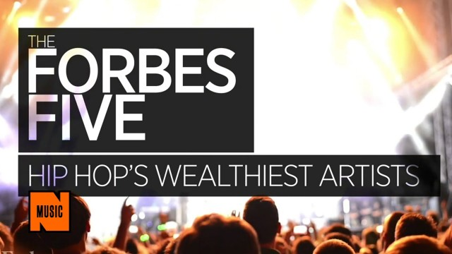 Forbes Reveals the Five Wealthiest Hip-Hop Artists Of 2015