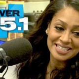 La La Anthony Interview At The Breakfast Club Power 105.1