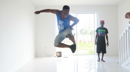 Flying in the House @TRABASS_TV