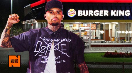 Chris Brown Reveals He Owns 14 Burger Kings