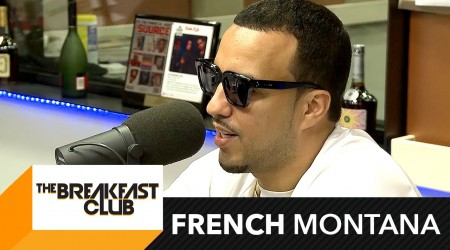 French Montana Talks Beef With 50 Cent, Jim Jones & More