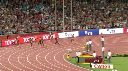 Jamaica Wins GOLD in the Women's 4 x 100m Relay Final World Champs 2015