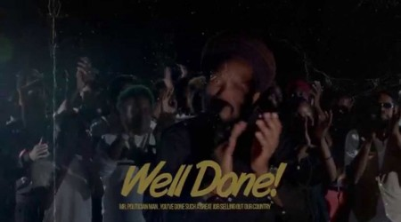 Kabaka Pyramid – Well Done (Official Music Video)