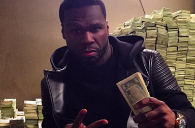 50 Cent Quits Instagram Amid Ongoing Bankruptcy Case